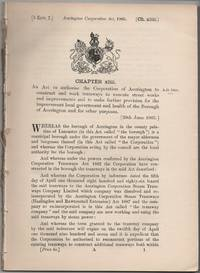 Accrington Corporation Act, 1905