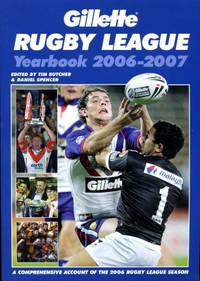 image of Gillette Rugby League Yearbook 2006-2007