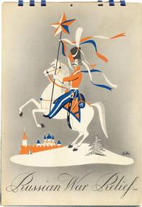 [1942 Wall Calendar] Russian War Relief [cover title]