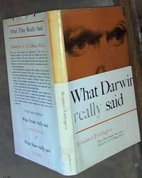 image of What Darwin Really Said