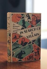 In Search of a Villain A Story of Detection