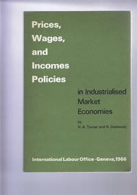 Prices, Wages, and Incomes Policies in Industrialised Market Economies