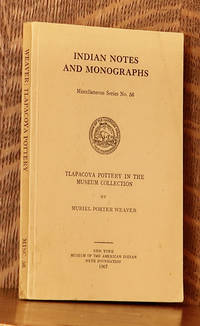 image of TLAPACOYA POTTERY IN THE MUSEUM COLLECTION - INDIAN NOTES AND MONOGRAPHS NO. 56