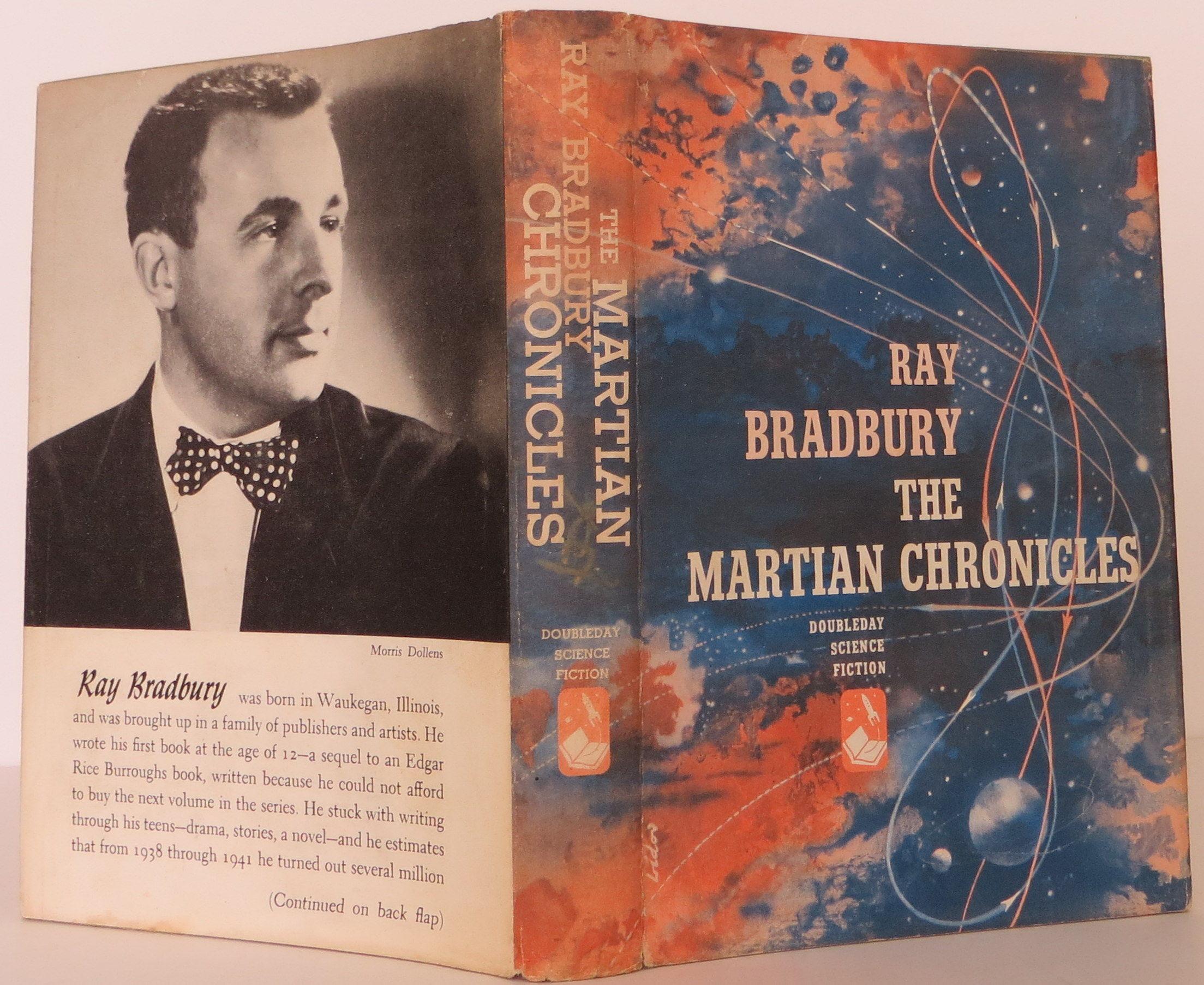 the martian chronicles essay