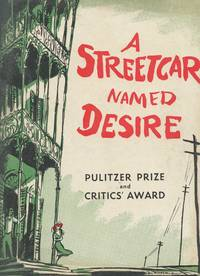 image of A Streetcar Named Desire - SIGNED PROGRAM FROM THE ORIGINAL PRODUCTION TOUR