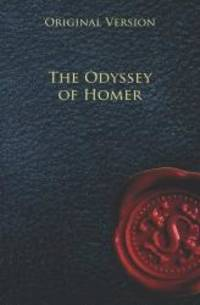 image of The Odyssey of Homer - Original Version