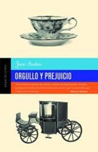 image of Orgullo y prejuicio (Buque de letras) (Spanish Edition)
