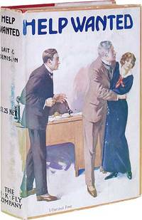 New York: H.K. Fly Company, 1914. Hardcover. Fine/Near Fine. First edition. Fine in an attractive, n...