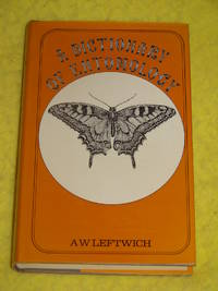 A Dictionary of Entomology
