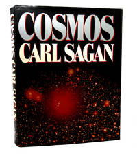 COSMOS by Carl Sagan - First Edition; First Printing - 1980 - from Rare Book Cellar and Biblio.com
