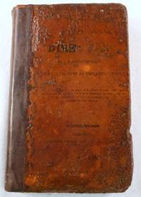 Elliot's Improved New-York Double Directory. Containing An Alphabetical List of the Inhabitants, &c.