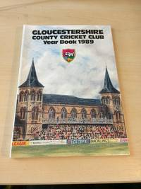 image of Gloucestershire County Cricket Club. Year Book, 1989