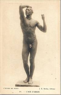 image of August Rodin's Sculpture,