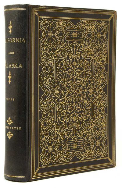New York: G. P. Putnam's Sons, 1890. No. 478 of 500 copies of a special Letter-press Edition. Four i...