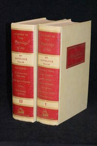 image of Studies in the Psychology of Sex (2 Volumes)