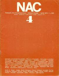 NAC. Aprile 1974. Numero 4.