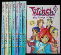 Witch Vol 1-8 - The Power Of Five-The Dissappearance-Finding Meridian-The Fire Of Friendship-The Last Tear-Illusions And Lies-The Light Of Meridian-Out Of The Dark