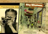 City Windows [Dual Sided Pictorial Wall Frieze w/ Card Insert Viewer, Book Helps Children Learn...