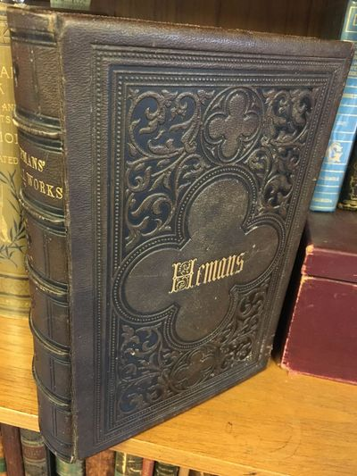 Boston: Phillips, Sampson and Company, 1858. New Edition. Hardcover. Large Octavo, 691 pages; VG; bo...