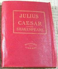 Julius Caesar ( Little Leather Library, Red Miniature Library )