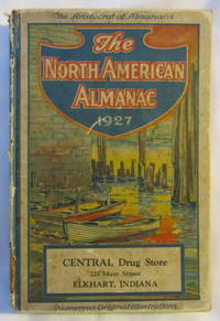 "The North American Almanac ""The Aristocrat Of Almanacs"" 1927"