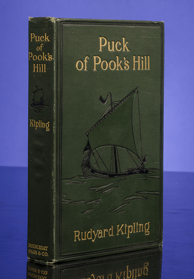 New York: Doubleday, Page & Company, 1906. First American Edition With Illustrations By Arthur Rackh...
