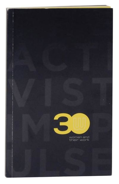 2008. First edition. Softcover. Exhibition catalog for a show that ran October 19 through November 1...