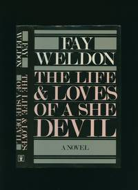 The Life and Loves of a She Devil by  Fay Weldon - First Edition - 1983 - from Little Stour Books PBFA and Biblio.com