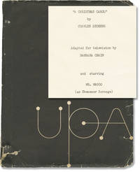 image of Mister Magoo's Christmas Carol (Original screenplay for the 1962 television film)