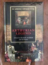 image of The Cambridge Companion to the Arthurian Legend (Cambridge Companions to Literature)