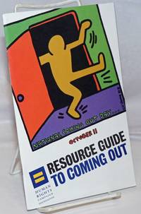 image of Resource Guide to Coming Out National Coming Out day October 11