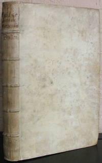 Sacrae Theologiae Doctoris Collegiati, Opus Posthumum