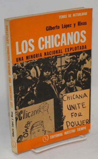Mexico City: Editorial Nuestro Tiempo, 1971. Paperback. 267p., text in Spanish, illustrated with pho...