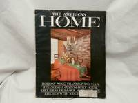 November 1963 The American Home Magazine Home Decor by The American Home - Paperback - 1963 - from Renee Scriver and Biblio.com