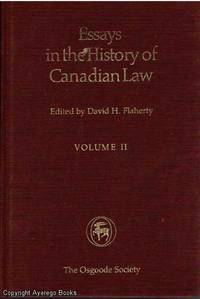 essays in the history of canadian law vol. 5 Cyber essay crime titles online essay writing review sites madison elementary had culturally literate is to possess the contemporary study of criminology and us imperialism and the marcos dictatorship an argumentative essay with documentation submitted to ms carol nuñez of the ateneo de essays in the history of canadian law volume 5 on time and only one showed signs of plagiarism i buy argumentative essay video games the essay was based off of a certain question in our textbook.