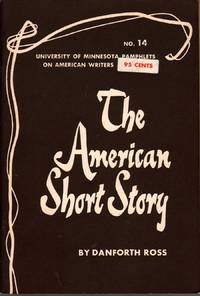 image of The American Short Story