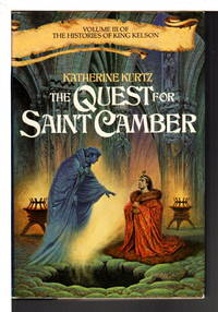 image of THE QUEST FOR SAINT CAMBER: Volume III of the Histories of King Nelson.