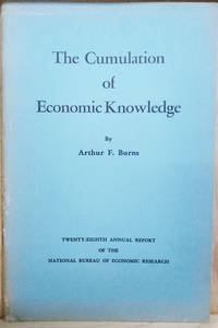 image of The Cumulation of Economic Knowledge:  Twenty-Eighth Annual Report of the  National Bureau of Economic Research