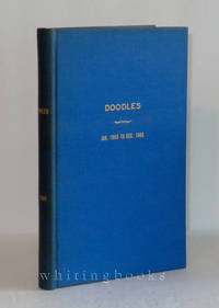 Doodlebugger Doodles, Herb J. Hawthorne, Inc., 1960: Volume 7, 12 Issues Hardbound