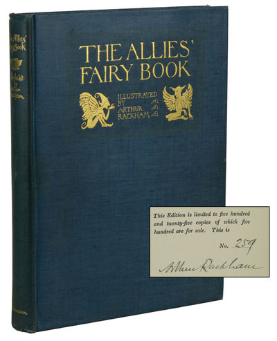 London: William Heinemann, 1916. Signed Limited Edition. Hardcover. Very Good. Copy number 259 of a ...