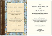 The Influence of the Roman Law on the Law of England