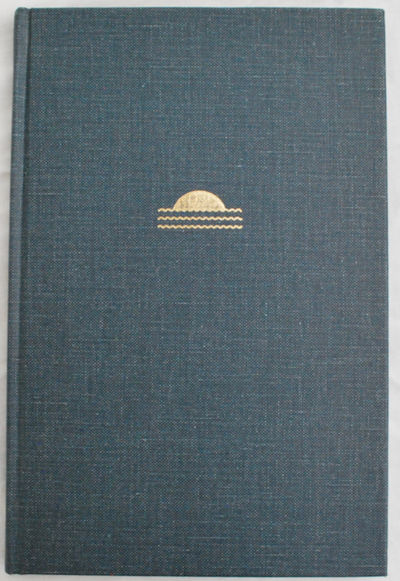 Iowa City, IA: Friends of the University of Iowa Libraries, 1984. First Edition. Hardcover. Very Goo...