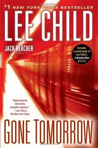 image of Gone Tomorrow (Jack Reacher Novels)