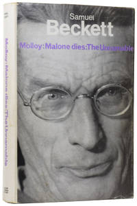 image of Molloy; Malone Dies; The Unnamable