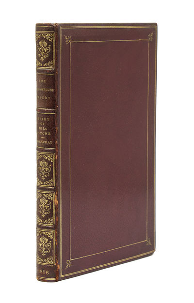London: Bradbury & Evans, 1856. First separate edition. Also published as part of the second volume ...