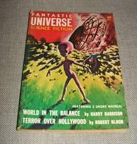 image of Fantastic Universe Science Fiction for June 1957