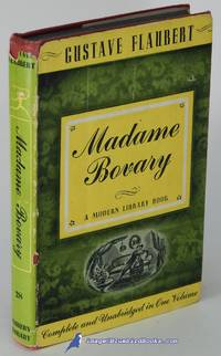 Madame Bovary: Provincial Manners (Aveling translation) (Modern Library  #28.2)