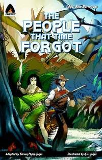 image of People That Time Forgot, The (Campfire Graphic Novels)