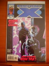 MUTANT X Vol. 1 No. 11, August, 1999