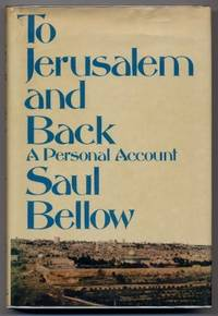 To Jerusalem And Back A Personal Account